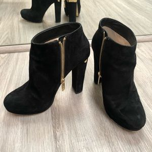 MICHAEL KORS suede ankle boots - perfect condition